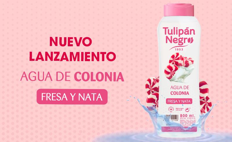 Kiss Fresa y Nata Colonia